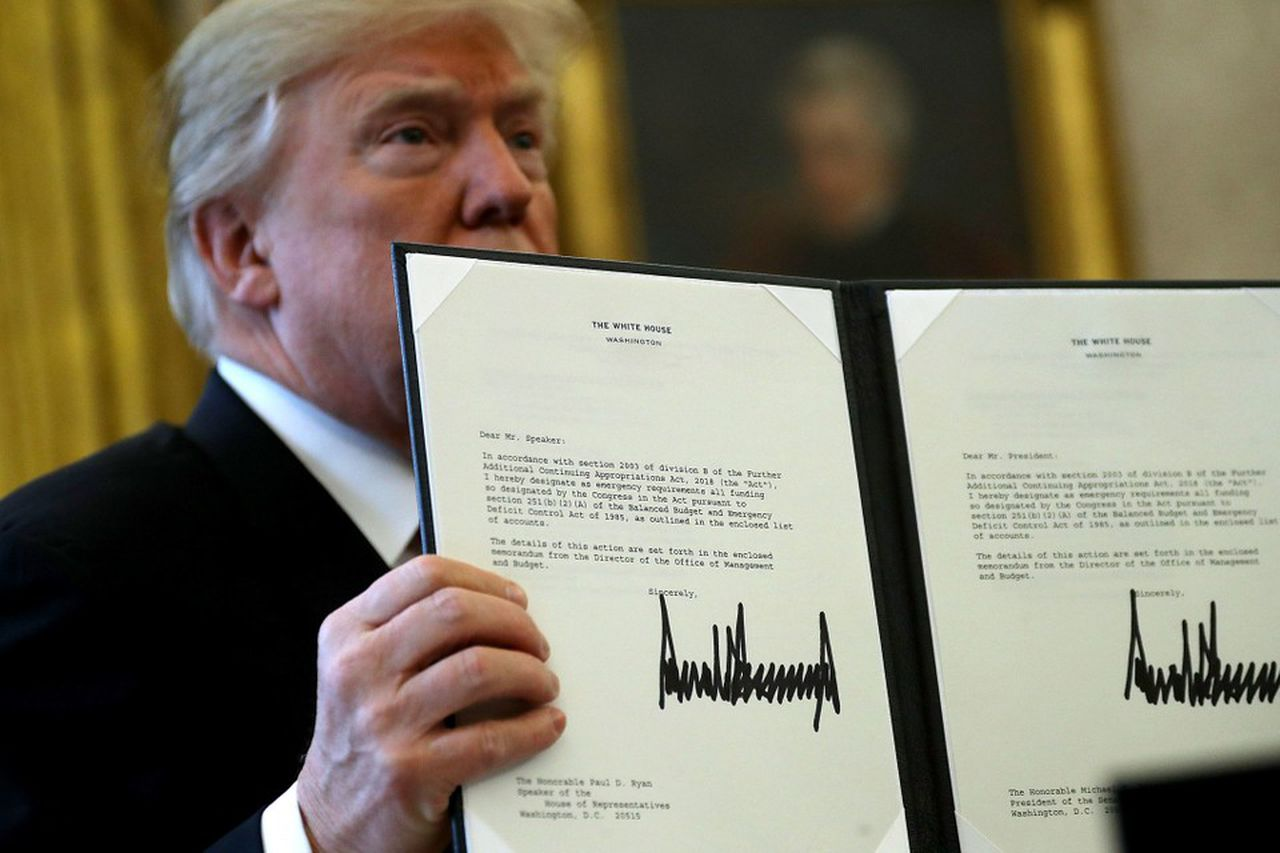 Trump blowing up the federal debt to benefit the wealthy | Letter